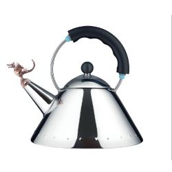 Tea Rex Alessi - Bouilloire Design Michael Graves