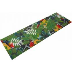 Tapis Jane Mad about Mats, toucher grattant 50 x 150 antidérapant