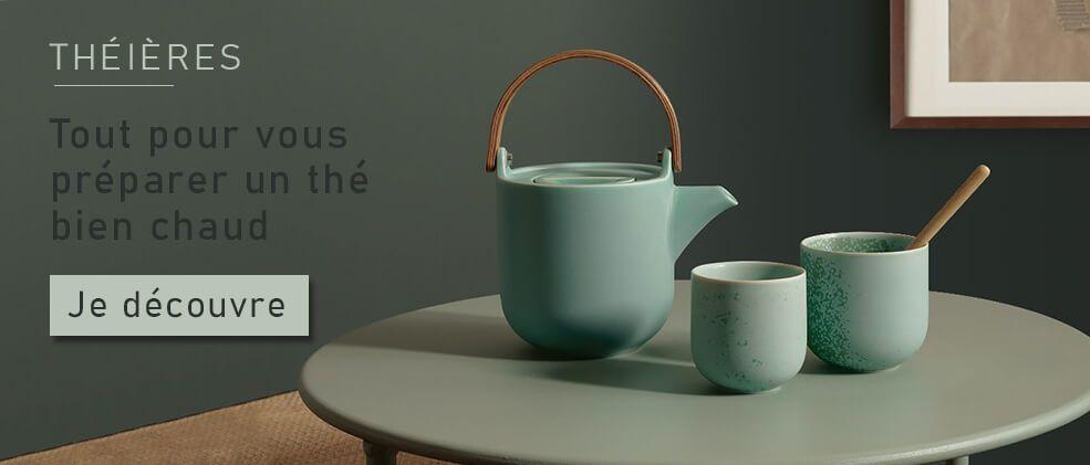 Théière, tasses a thé orignal style japonaise